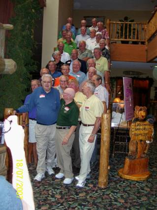 Chi Delta Rho / Delta Kappa Lunceon 2007