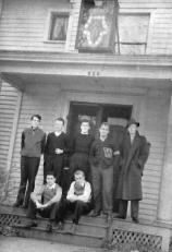 Chi Delta Rho 1939 House