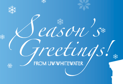 UW-Whitewater Christmas