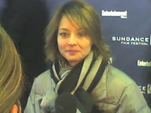 Jodie Foster Sundance 08