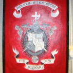 Red Coat of Arms