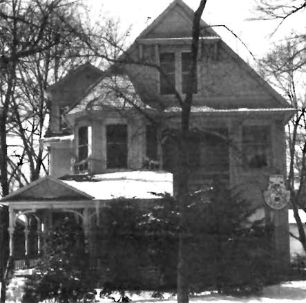 Delta Kappa House - 1959