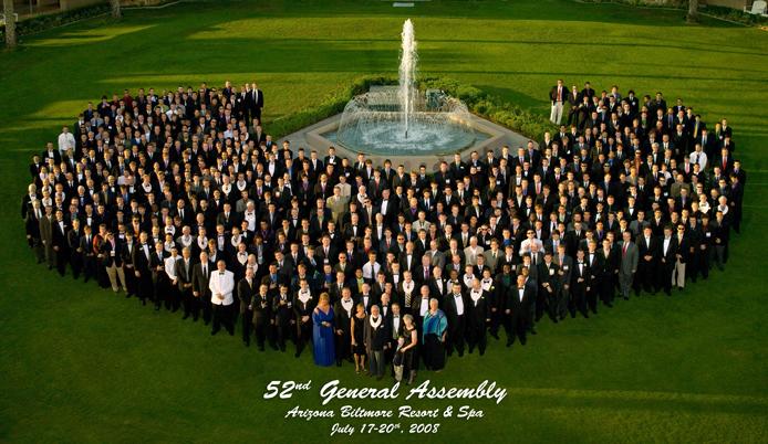 2008 Lambda Chi Alpha General Assembly